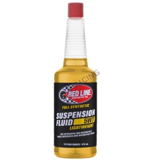 Tlumičový olej Red Line Lightweight 5WT Suspension fluid - 473ml