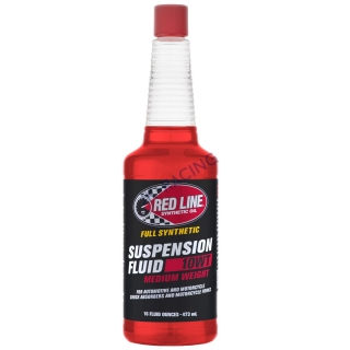 Tlumičový olej Red Line Medium 10WT Suspension fluid - 473ml