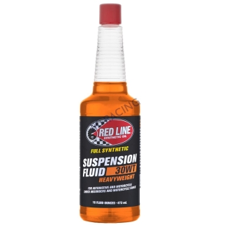 Tlumičový olej Red Line Heavyweight 30WT Suspension fluid - 473ml