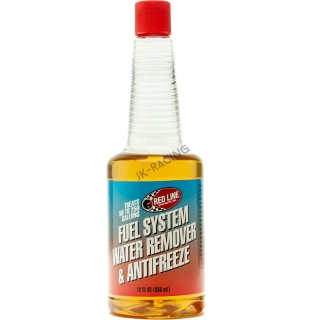 Odlučovač vody z paliva Red Line Water remover & Antifreeze - 355ml